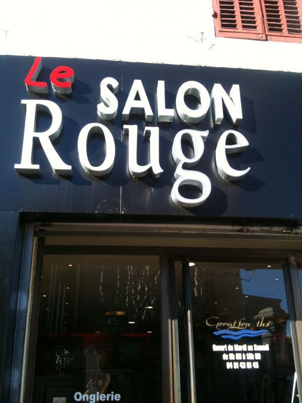 Habillage de fa ade et enseigne pour salon de coiffure for Salon de l immobilier marseille